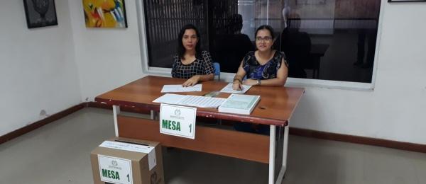 Las votaciones de la Consulta Popular Anticorrupción transcurren con normalidad en Barinas