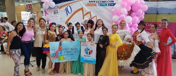 El Consulado de Colombia en Barinas dio inicio a la Semana Binacional de la Salud