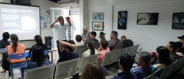 La Charla sobre planificación familiar se realizó en el Consulado de Colombia en Barinas