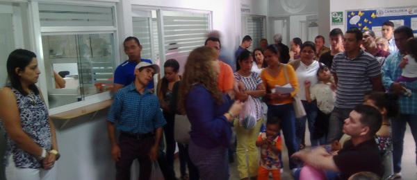 En el Consulado en Barinas fortalece los vínculos y el conocimiento de Colombia
